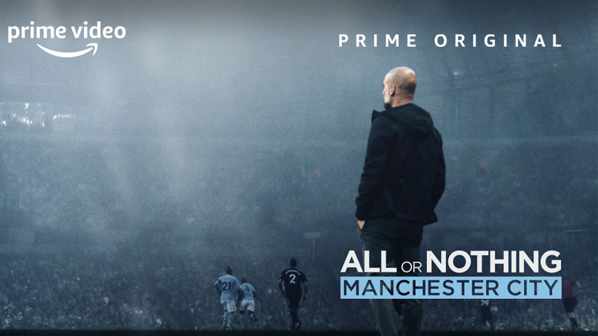 Pep Guardiola All or Nothing